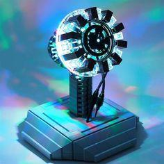 Arc Reactor  #LEGO