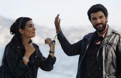 Kara Para Aşk - behind scenes