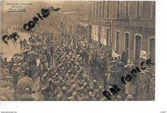 62 HENIN LIETARD GEFANGENE FRANZOSEN  MILITAIRES ALLEMANDS - Henin-Beaumont