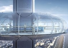 uk, england, brighton, british airways i360, world's skinniest tower, world's tallest moving observation tower, 360-degree observation tower, uk tourist destination, observation tower, brighton observation tower
