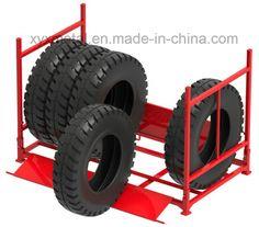 Tire Storage Rack, Steel Storage Rack, Tire Rack, Metal Rack, Finishing Powder, Western Union, Steel Structure, Powder Coating, Steel Frame
