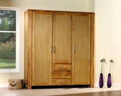 """Šatníková skriňa »Cubis"""" (3-dverový)"""