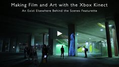 See how we used the Xbox Kinect, projectors, and other technology to make the music video for Exist Elsewhere's song 'Tokyo.' Also, see how the Kinect…