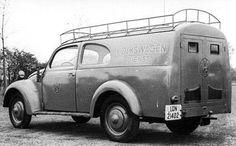 Verschillende Vw-type's - Vw Coachbuilt Q-Z