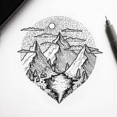 Tattoo idea by @menis_art