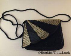 Image result for crochet art deco bag