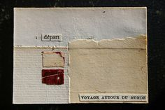 ATC série 4 [3-9] by les brumes, via Flickr