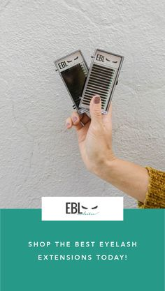 EBL provides the best eyelash extensions to lash artists worldwide.