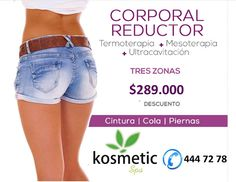 Kosmetic Spa: Reductor