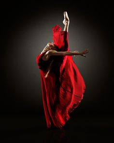And, something magical...Svetlana Bednenko, photo by Allen Parseghian.