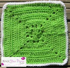 Knot Your Nana's Crochet: Granny Square CAL (Week 24)70