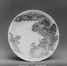 Блюдце Япония 1780