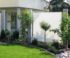 Gartenthemen, Zäune/Sichtschutz U2013 Lauterwasser GmbH Gartenmauern, Zaun  Sichtschutz, Landschaftsbau, Gartenbau
