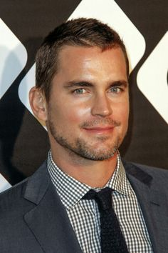 Matt Bomer is without a doubt ridiculously gorgeous. ;)
