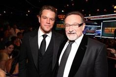 "In the weeks that have followed Robin Williams' death, countless friends have spoken of the comedian's generous spirit. For Williams' ""Good Will Hunting"" co-star Matt Damon, that generosity was life changing. Speaking with Yahoo Global News Anchor Katie Couric, Damon explained that his breakthrough film, which he co-wrote with childhood friend Ben Affleck, would never have been made if not for Robin Williams."