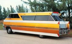 1976 CADILLAC ELDORADO chassis homemade motorhome -- donated by Paul and Maureen Jones family, Cape Coral, FL