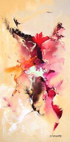 PEINTRE : THIERRY ZDZIEBLO - Acrylique sur toile                                                                                                                                                                                 Plus
