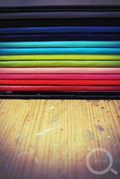 Moleskine: One color for each month of the year! Must have for 2014!