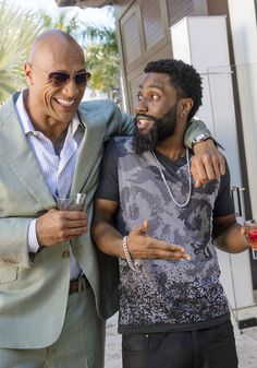"I Didn't Want to But...I'm adding yet another show to my viewing schedule. Ballers, which premieres June 21 on HBO, stars Dwayne ""the Rock"" Johnson as a football player turned money manager—as well as a confidant and father figure to a complicated bunch of players with more fame and women than maturity."