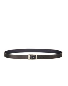 TWO LEATHER REVERSIBLE AND ADJUSTABLE BELT - Men - Online Store - Fall/Winter 14 15 Men. Worldwide delivery