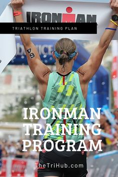 Ironman Triathlon Training PlanYou can find . Half Ironman Training Plan, Triathlon Training Plan, Half Marathon Training, Endurance Training, Ironman Triathlon Motivation, Marathon Tips, Iron Man Training, Training Motivation, Exercises