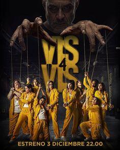 Spanish serie - vis à vis- locked up Movies And Series, Best Series, Tv Series, Daddy Yankee, The Joker, Nina Simone, Stranger Things Netflix, Movie Wallpapers, Film Movie