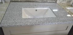 7 Ways to Get the Look of Granite for Less: Pre-Fab Granite