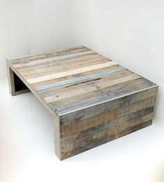 Reclaimed Wood Coffee Table | Home Furniture | Raka Mod | Scoutmob Shoppe | Product Detail