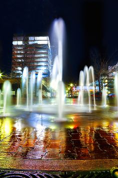 Uhh think i may just emulate this photo tonight (: i love downtown boise