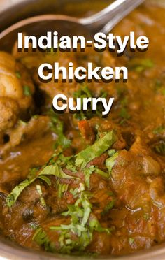 Dr Oz: Indian-Style Chicken Curry Recipe