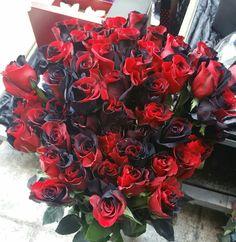 Στείλτε αυτά τα υπέροχα τριαντάφυλλα στον Βαλεντίνο ή την Βαλεντίνα σου. Λουλούδια για του Αγίου Βαλεντίνου.