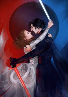 #reylo #fanart -  Nerds are alive and well. Compare prices for this @ Wrhel.com before you commit to buy. #NerdLife