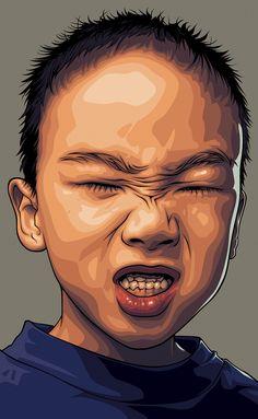 Más tamaños | I Love Mason Face Art | Flickr: ¡Intercambio de fotos!