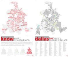 Design justice through community engagement. Social justice through community design. Architecture Websites, Dallas Neighborhoods, Information Art, Pleasant Grove, Dallas Real Estate, City Maps, Data Visualization, The Neighbourhood, Organization