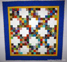 Doodlebugs and Rosebuds Quilts: Happy 2017...A Finish