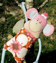 I like this Etsy shop - one of a kind upcycled animal fun! Toy Monkey, Mongoose, Animal Fun, Stuffed Toy, Cool Pets, Zoo Animals, Header, Upcycle, Handmade Items