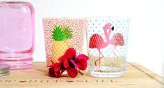 Cubetti di ghiaccio alla frutta e bicchieri fantastici - gratiocafe blog