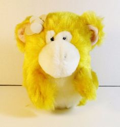 "Commonwealth Plush Monkey 8"" Stuffed Animal with Bean Bag Bottom from 1999  #CommonwealthToys ..... Visit all of our online locations ..... (www.stores.eBay.com/variety-on-a-budget) ..... (www.amazon.com/shops/Variety-on-a-Budget) ..... (www.etsy.com/shop/VarietyonaBudget) ..... (www.bonanza.com/booths/VarietyonaBudget ) .....(www.facebook.com/VarietyonaBudgetOnlineShopping)"