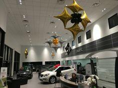 Decor for Car dealerships!
