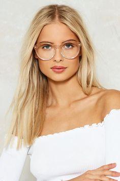 6f85f9d92e Explain Yourself Two-Tone Glasses Gafas, Accesorios, Monturas De Gafas  Guays, Dos