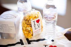 Las Vegas welcome bag