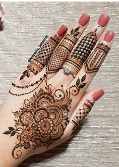 Mehndi is used for decorating hands of women during their marriage, Teej, Karva Chauth. Here are latest mehndi designs that are trending in the world. Dulhan Mehndi Designs, Mehandi Designs, Mehndi Designs Feet, Mehndi Designs Book, Mehndi Designs For Girls, Mehndi Designs For Beginners, Latest Bridal Mehndi Designs, Mehndi Design Photos, Wedding Mehndi Designs