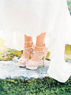 Shoes: Charlotte Olympia | Photography: André Teixeira, Branco Prata