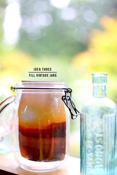 6-creative-idea-to-display-prints-in-vintage-glass-jars