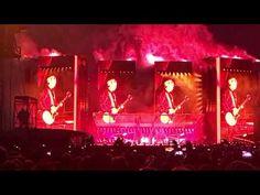 Das Mega-Konzert der Rolling Stones in Hamburg mit Fotos und Videos
