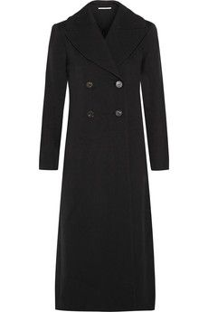 Rosetta Getty Double-breasted cotton-blend coat   NET-A-PORTER