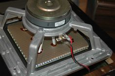 Sony APM-66es flat square driver.