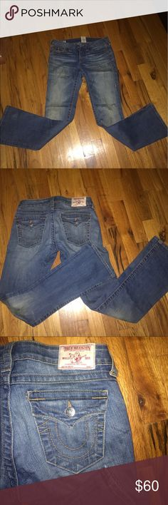 True Religion jeans Great condition jeans size 26 boot cut True Religion Jeans Boot Cut