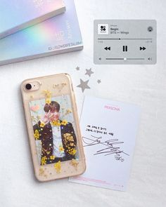 Diy Case, Diy Phone Case, Phone Wallet, Iphone Case Covers, Jung So Min, Kpop Phone Cases, Get My Life Together, Aesthetic Phone Case, Bts Wings