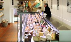 FRESH-LINER refrigerated serve-overs JORDAO COOLING SYSTEMS® Cheese Shop, Fresh Meat, Cooling System, High Energy, Energy Efficiency, Display Case, Shops, Glass Display Case, Energy Conservation